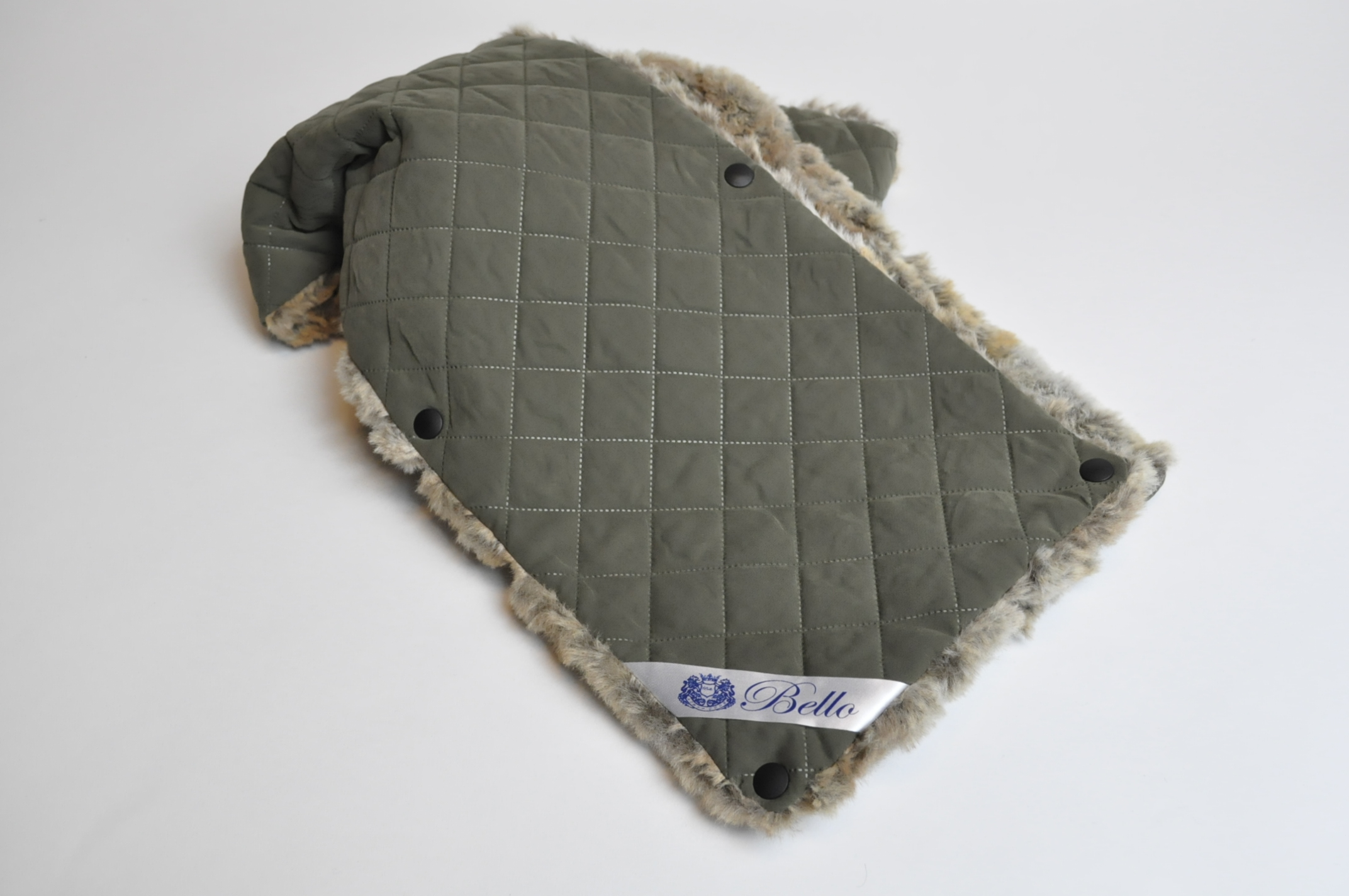 BelloQUILT MILITARY SNOOD